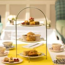 photo of celbridge manor hotel afternoon tea restaurant