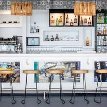 photo of the garden bar bistro restaurant