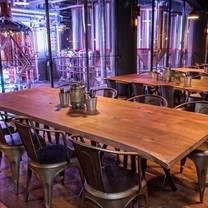 photo of bryggjan brugghús restaurant