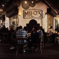 foto de restaurante milo's bistro