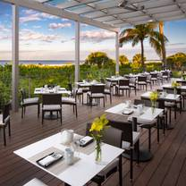 photo of the deck at 560 - hilton marco island resort & spa restaurant