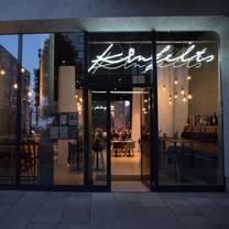 foto von kinfelts kitchen & wine restaurant