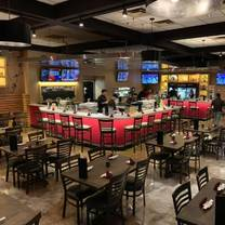 photo of the sushi bar lower bricktown restaurant