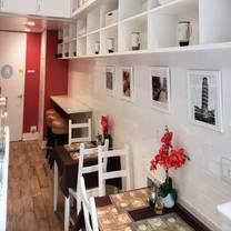 photo of italiani's cafe restaurant