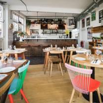 photo of brawn restaurant