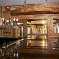 photo of robin hood brewing co. restaurant