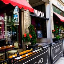 photo of maya mexican grill - downtown restaurant