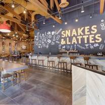 photo of snakes & lattes - tempe restaurant