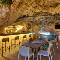 photo of the cave bar restaurant