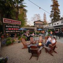 photo of calistoga inn restaurant & brewery restaurant