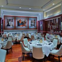 photo of shula's steak house -  walt disney world dolphin resort restaurant