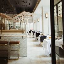 photo of besa detroit restaurant