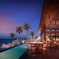 photo of nobu los cabos restaurant