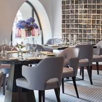 photo of indigo at one aldwych restaurant