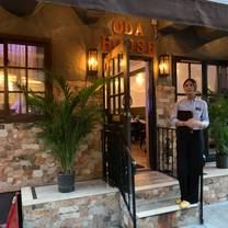 photo of oda house - upper east side restaurant
