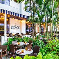photo of dolce italian restaurant