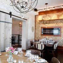 foto von lupo verde osteria palisades restaurant