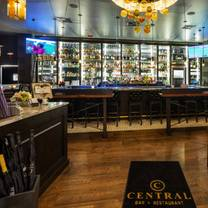 photo of central bar + restaurant restaurant