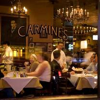 photo of carmine's - 44th street - nyc restaurant