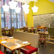 photo of university college birmingham - atrium restaurant