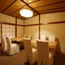 photo of washoku mizuki restaurant