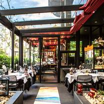 photo of merry go round restaurant