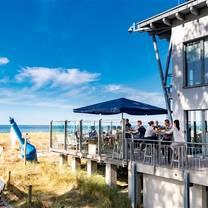 photo of strandrestaurant 'blaue boje' restaurant
