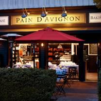 photo of pain d'avignon restaurant