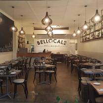 photo of bellocale restaurant