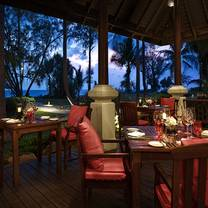 photo of andaman grill  at jw marriott phuket - mai khao beach restaurant