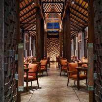 photo of ginja taste at jw marriott phuket - mai khao beach restaurant