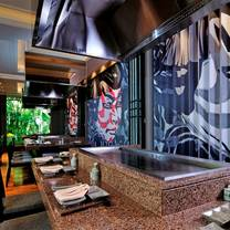 photo of kabuki japanese at jw marriott phuket - mai khao beach restaurant