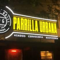 foto de restaurante parrilla urbana - del valle