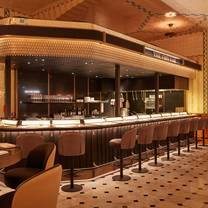 photo of the fish bar @ harrods restaurant