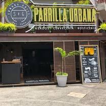 foto de restaurante parrilla urbana - félix cuevas