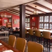 foto von mirabelle restaurant and tavern at the three village inn restaurant