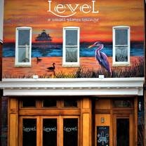 photo of level small plates lounge restaurant