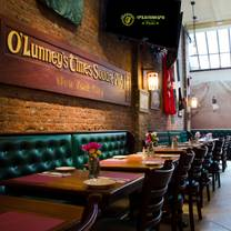 photo of o'lunney's times square pub restaurant