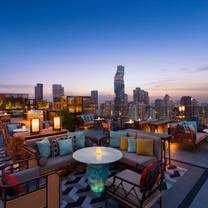 photo of yao rooftop bar - bangkok marriott hotel the surawongse restaurant