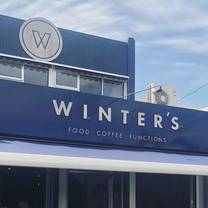 photo of winter's cafe restaurant