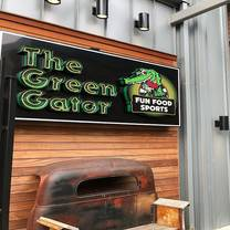 photo of green gator-toyota music factory-las colinas restaurant
