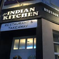 photo of the indian kitchen on the corner restaurant