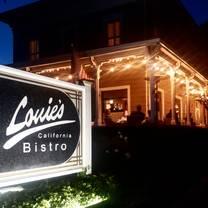 photo of louie's california bistro restaurant