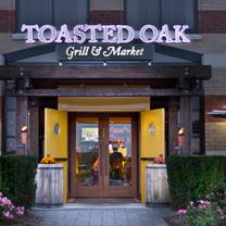 photo of toasted oak grill & market restaurant