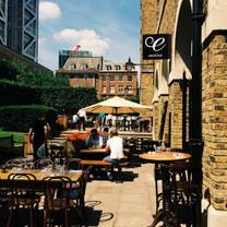 photo of enoteca da luca - devonshire sq restaurant