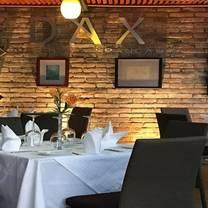 photo of dax cuisine française restaurant