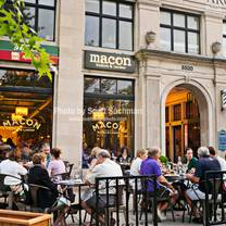 photo of macon bistro & larder restaurant