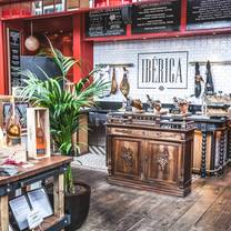 photo of iberica manchester restaurant