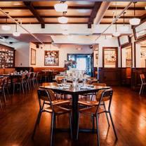 photo of the fox & falcon restaurant