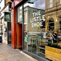 photo of the little shoe restaurant
